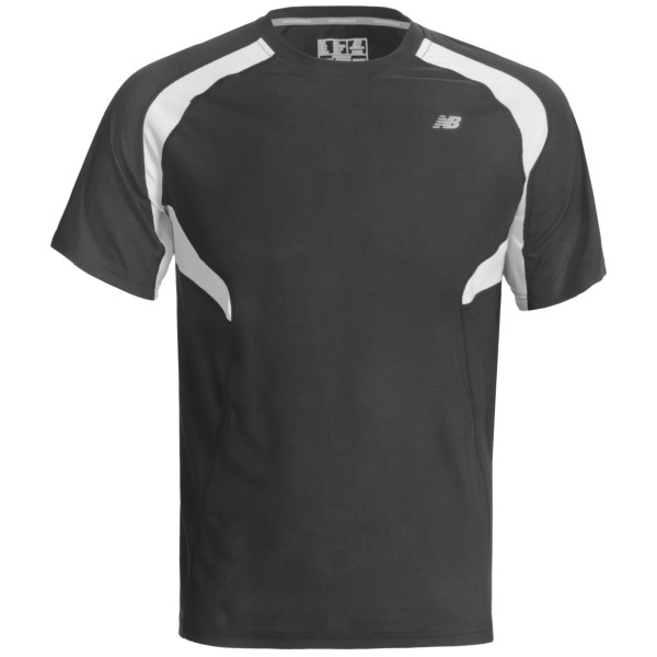 photo: New Balance NP Shirt Short Sleeve