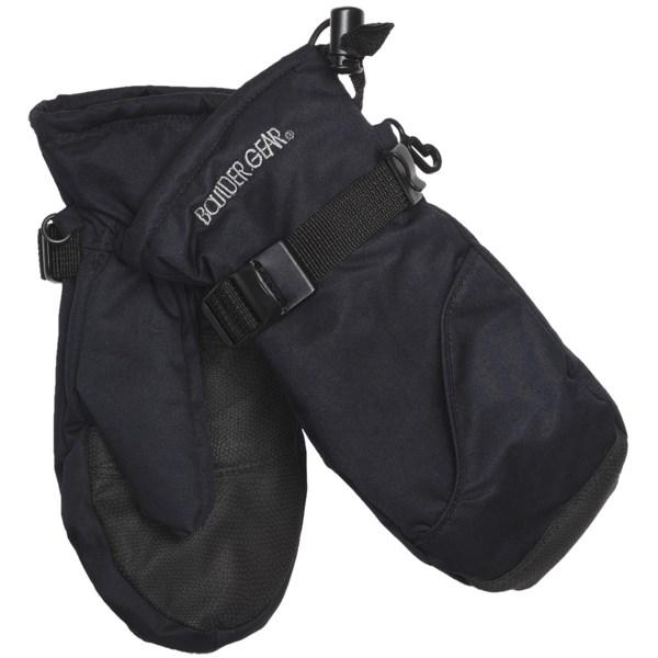 Boulder Gear Mogul Ii Mittens - Fleece Lined (for Kids)