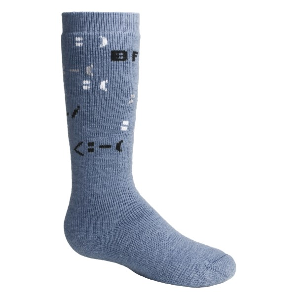 Wigwam Snow Emoticon Ski Socks