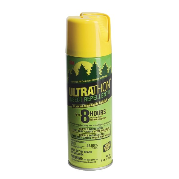 photo: 3M Ultrathon Insect Repellent Spray