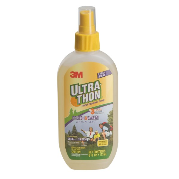 photo: 3M Ultrathon Insect Repellent Lotion