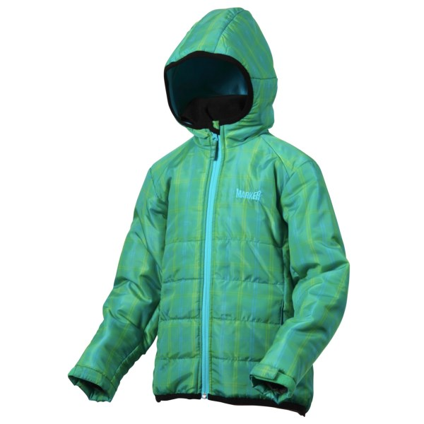 Marker USA Whirl Quilted Jacket