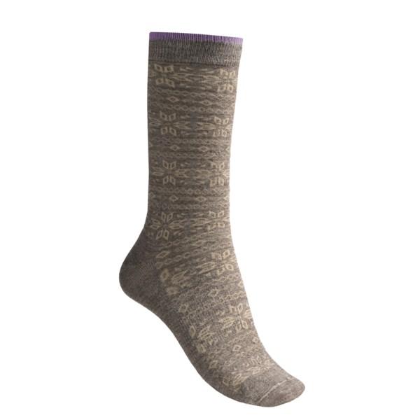 Goodhew Greta Snowflake Socks