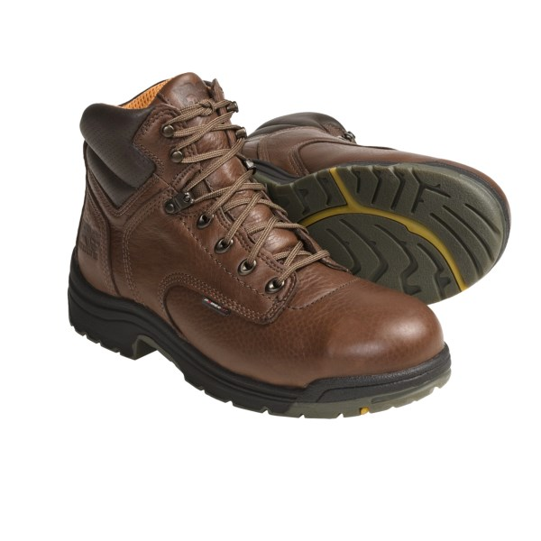 photo: Timberland Pro Titan 6-Inch Safety Toe