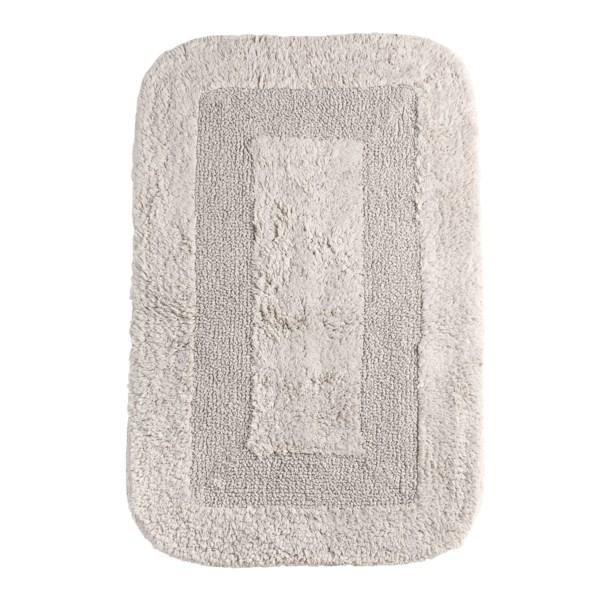"Espalma Reversible Cotton Bath Rug - 21x34"""
