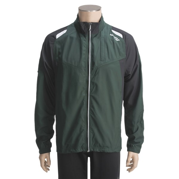 photo: Saucony Epic Run Jacket