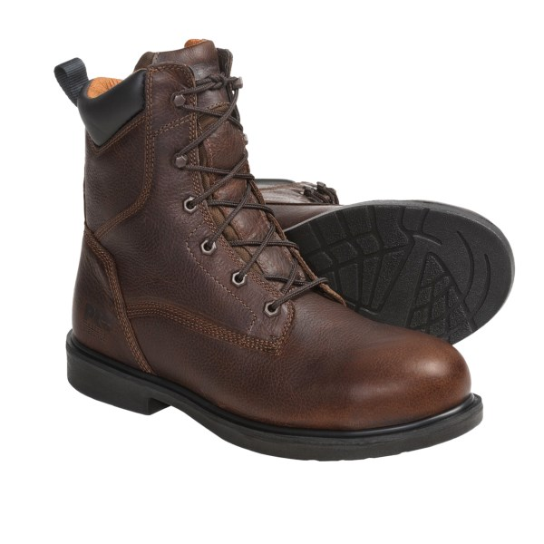 photo: Timberland Granville Work Boots