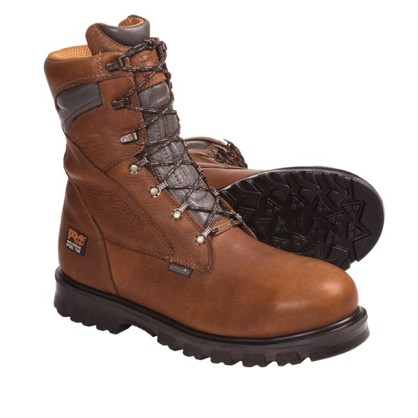 photo: Timberland Pro Rigmaster 8-Inch Steel Toe