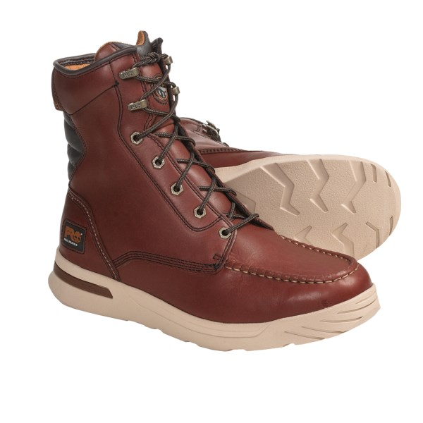 photo: Timberland Pro Endurance Wedge 8-Inch Soft Toe