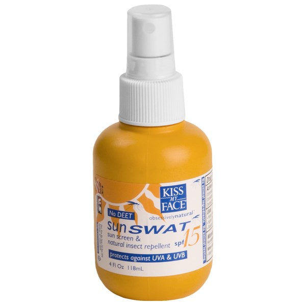 Kiss My Face Sunswat SPF15