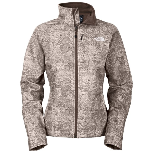 photo: The North Face Women's Apex Bionic Jacket