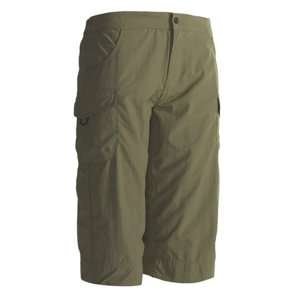 White Sierra Crystal Cove Skimmer Shorts