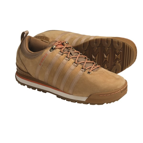 photo of a K-Swiss footwear product