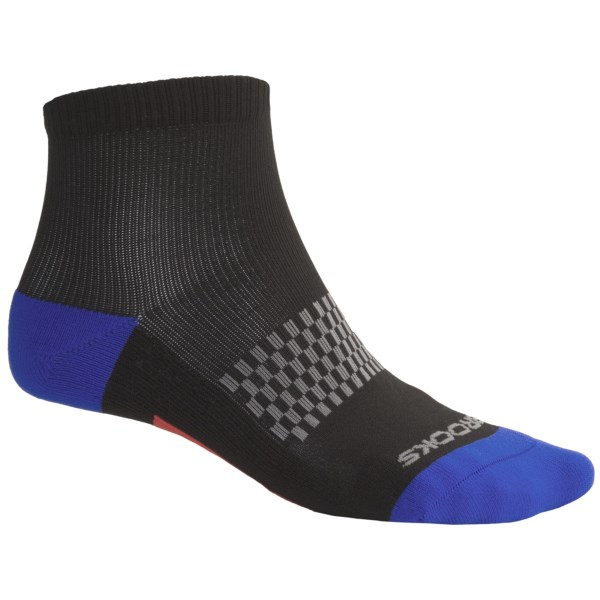 photo: Brooks Infiniti Socks - Below-the-Ankle