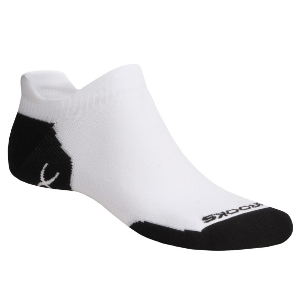 Brooks Infiniti Double Tab Socks