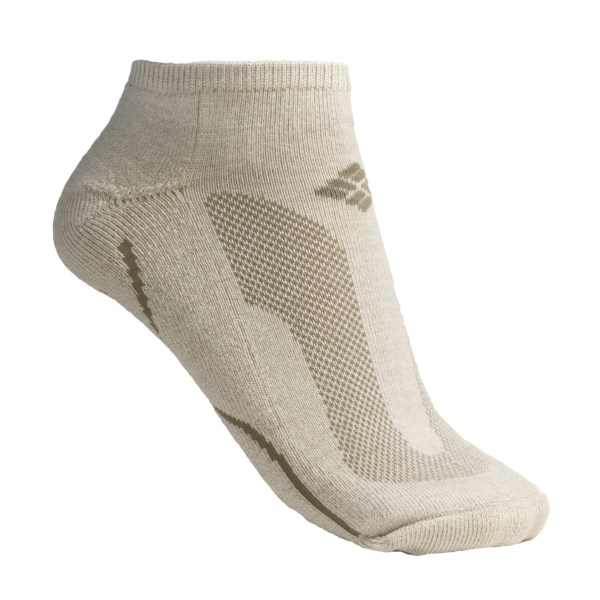 Columbia Midtown Maven Lightweight No Show Sock