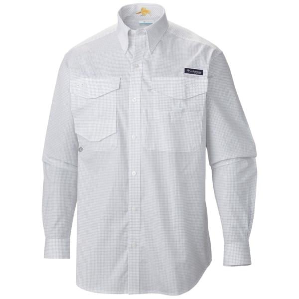 Columbia Sportswear Pfg Bonefish Shirt - Upf 30, Long Sleeve (for Men)