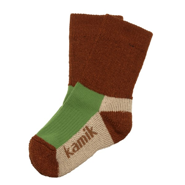 Kamik Yardsale Midweight, Crew Socks