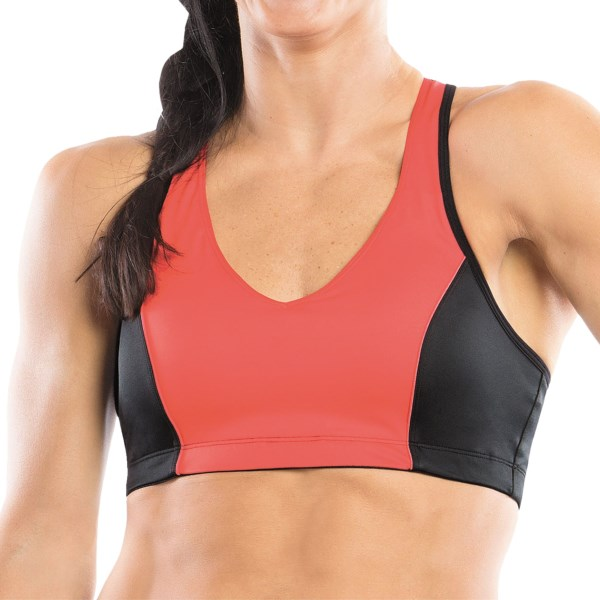 Moving Comfort Vixen Sports Bra - High Impact, Racerback (For Women)