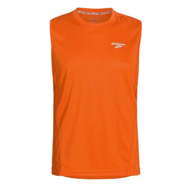 photo: Brooks Versatile Shirt Sleeveless