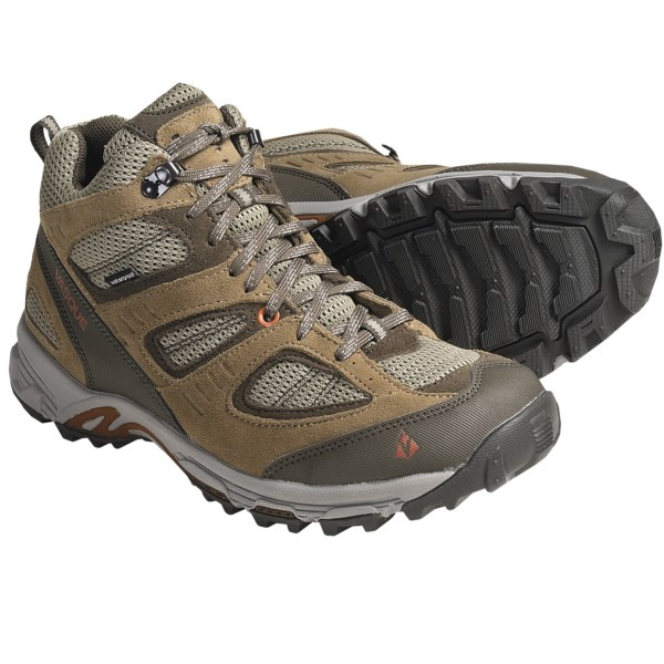 Vasque Opportunist Mid Hiking Boots Waterproof (For Men)