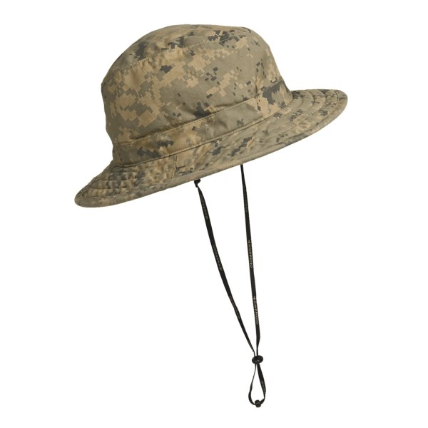 photo: ExOfficio Bugsaway Digi-Camo Brim Hat