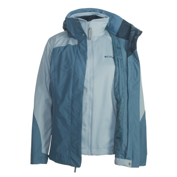 photo: Columbia Heritage Peak Jacket