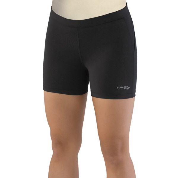 photo: Saucony Ignite II Tight Short