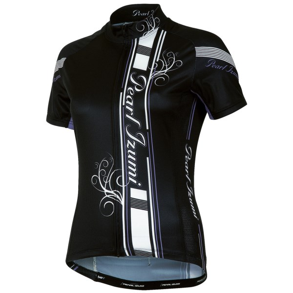 Pearl Izumi Elite LTD Cycling Jersey - UPF 40 , Full Zip, Short Sleeve (For Women)