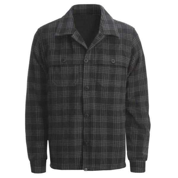photo of a Gramicci wool jacket