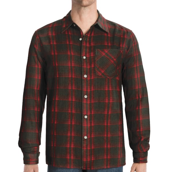 Gramicci Red Stone Shirt - Long Sleeve (For Men)