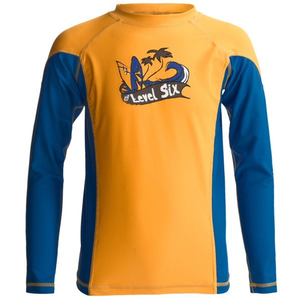 Level Six Slater Rash Guard