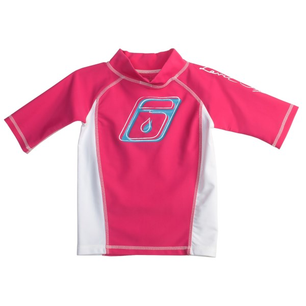photo: Level Six Stella Rash Guard SS