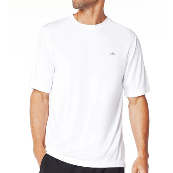 Alo High Performance T Shirt Short Sleeve (For Men)