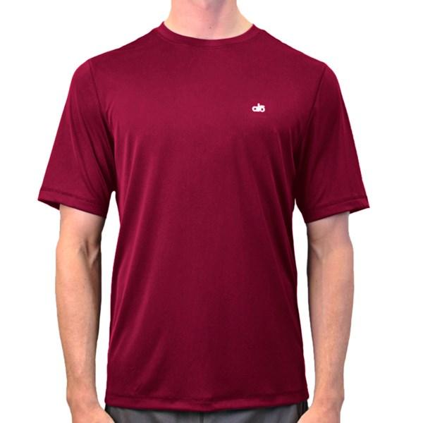Alo High-performance T-shirt - Short Sleeve (for Men)