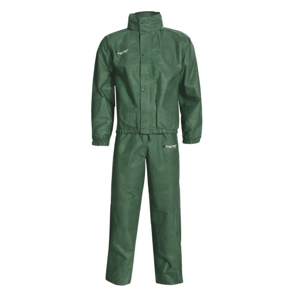 photo: Frogg Toggs Signature Rain Suit
