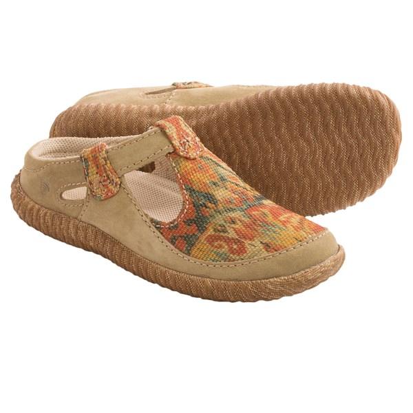 Acorn Earthroamer T-strap Sandals - Slip-ons (for Women)