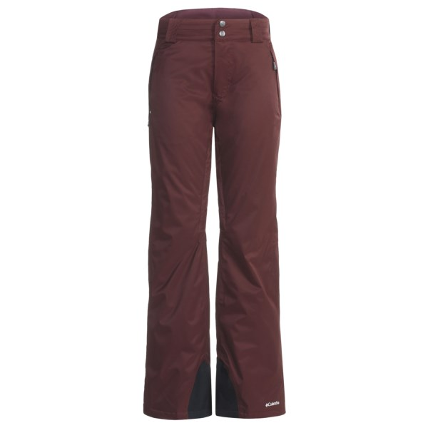 photo: Columbia Back Up Beat Pant