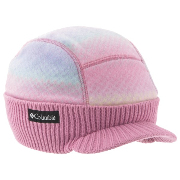 photo: Columbia Plaid Visor Beanie