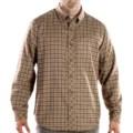 photo: ExOfficio Trailing Off Micro Plaid Long-Sleeve Shirt