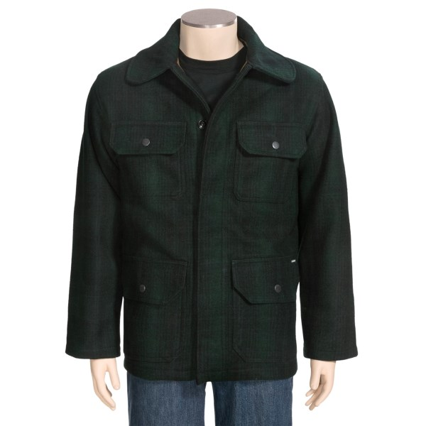 photo: Woolrich Classic Wool Field Coat