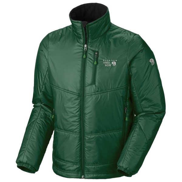Mountain Hardwear Compressor Pl Jacket Reviews