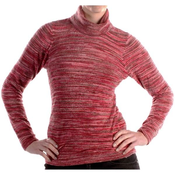 ExOfficio Irresistible Neska Stripe Turtle Neck Sweater