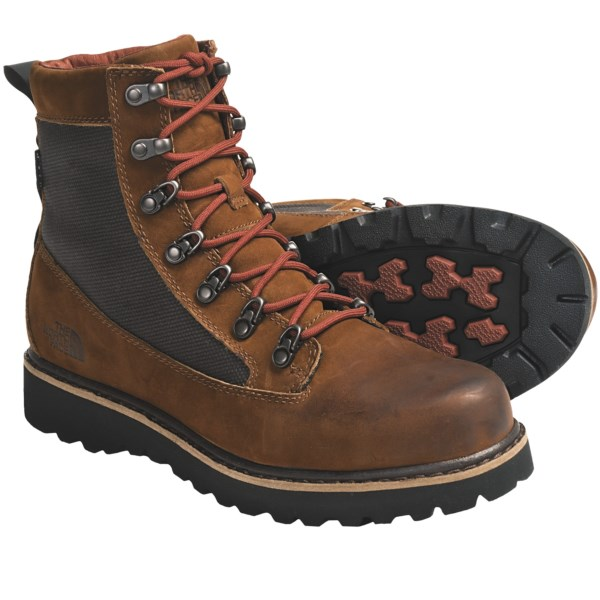 photo: The North Face Bridger Boots