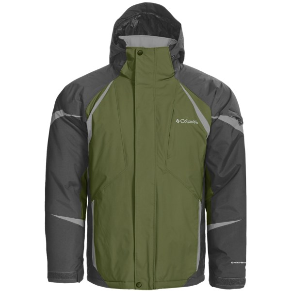 photo: Columbia Carbondale III Jacket
