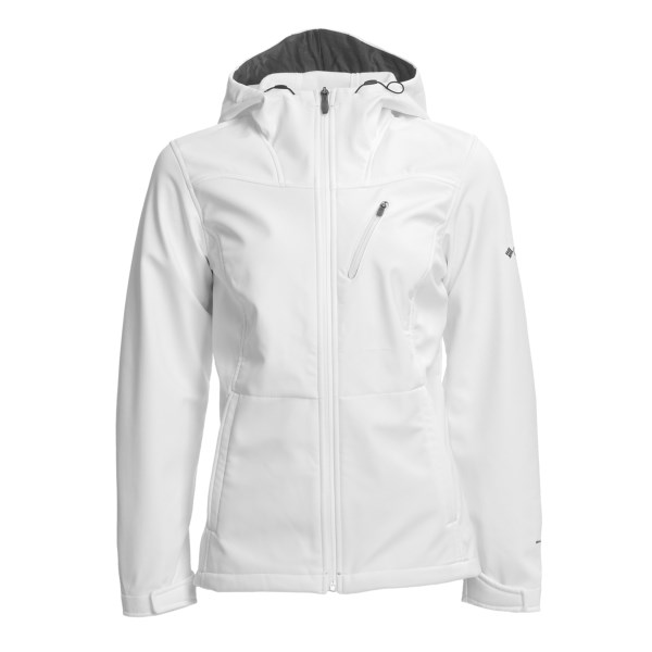 photo: Columbia Crystal Crest II Soft Shell