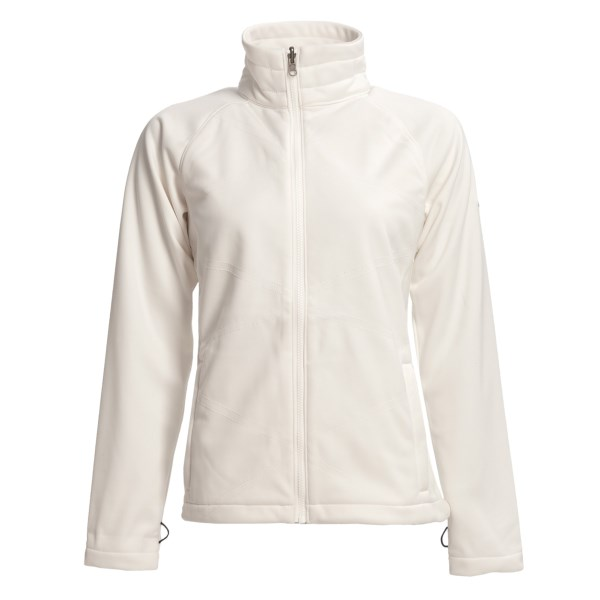 photo: Columbia Winter Wanderlust Soft Shell