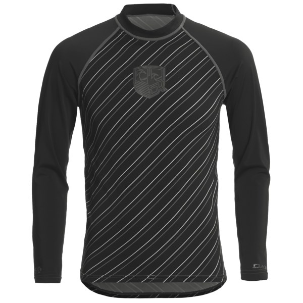 DaKine Striped Rashguard Long-Sleeve