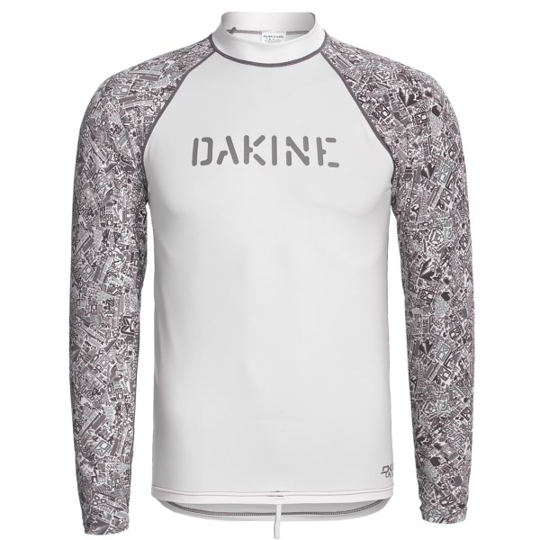 photo: DaKine Chop Shop Rash Guard - Long Sleeve
