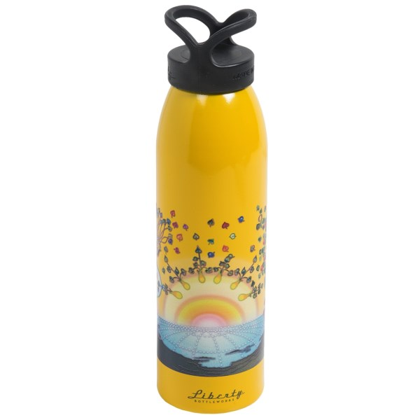 Liberty Bottle Works Artist Collection Water Bottle - Bpa-free, Aluminum, 24 Oz.